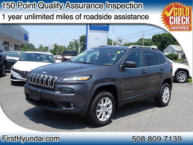 2015 Jeep Cherokee Latitude for sale in NORTH ATTLEBORO, MA