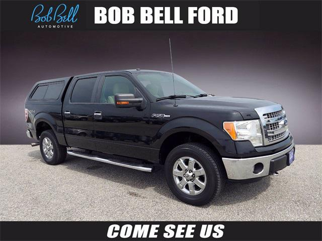 2013 Ford F-150 XLT for sale in GLEN BURNIE, MD