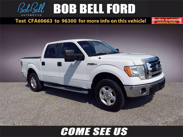 2012 Ford F-150 XLT for sale in GLEN BURNIE, MD