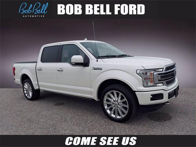 2019 Ford F-150 Limited for sale near GLEN BURNIE, MD