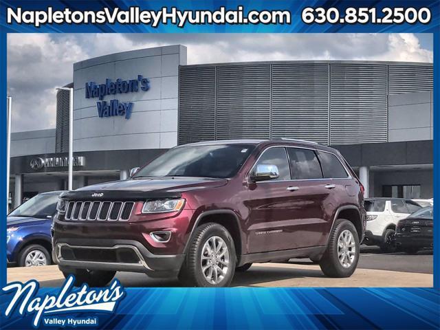 2016 Jeep Grand Cherokee Limited for sale in Aurora, IL