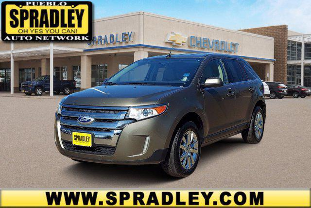 2014 Ford Edge Limited for sale in PUEBLO, CO