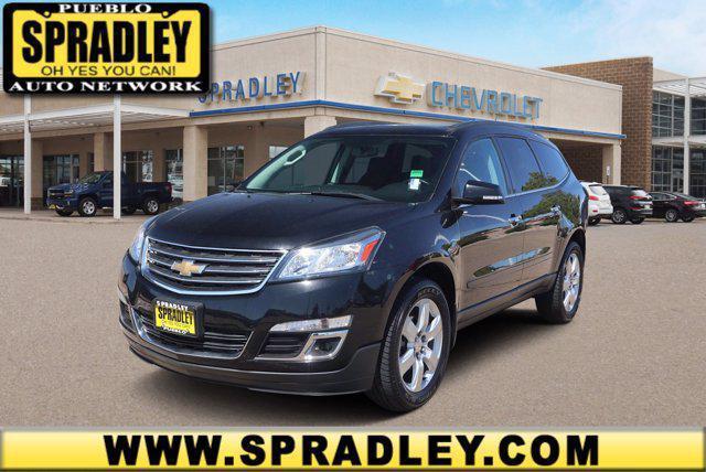 2017 Chevrolet Traverse LT for sale in PUEBLO, CO