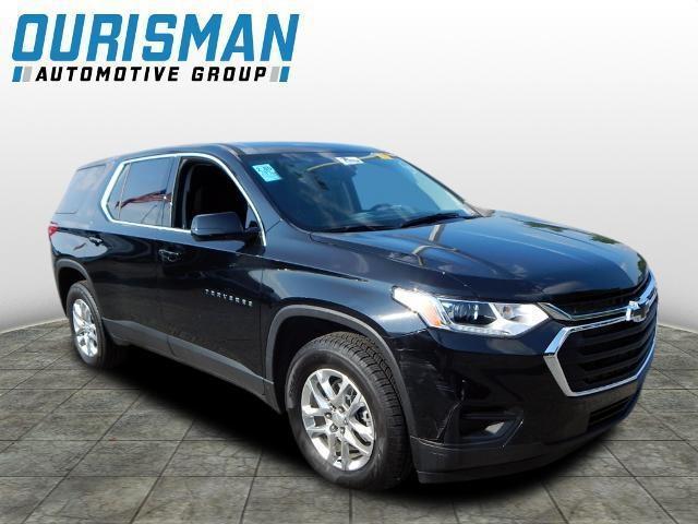 2020 Chevrolet Traverse LS for sale in Rockville, MD