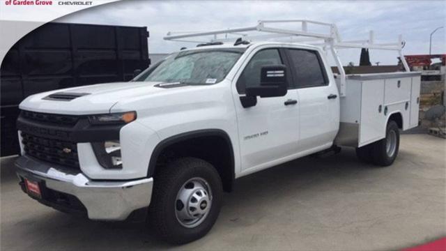 2021 Chevrolet Silverado 3500HD CC Work Truck for sale in Garden Grove, CA