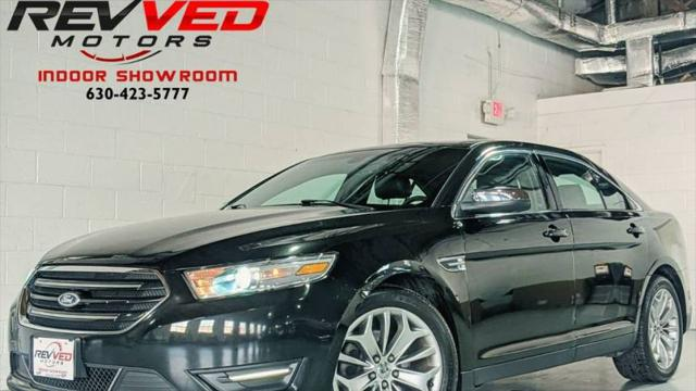 2013 Ford Taurus Limited for sale in Addison, IL