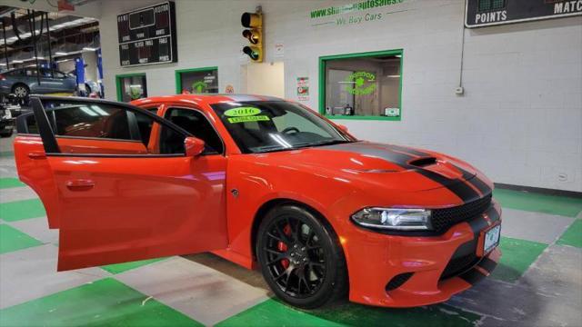 2016 Dodge Charger SRT Hellcat for sale in Manassas, VA