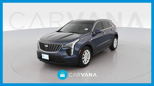 2019 Cadillac XT4 FWD Luxury for sale in Blue Mound, TX