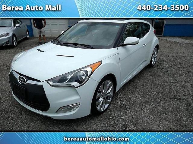 2012 Hyundai Veloster w/Gray Int for sale in Berea, OH
