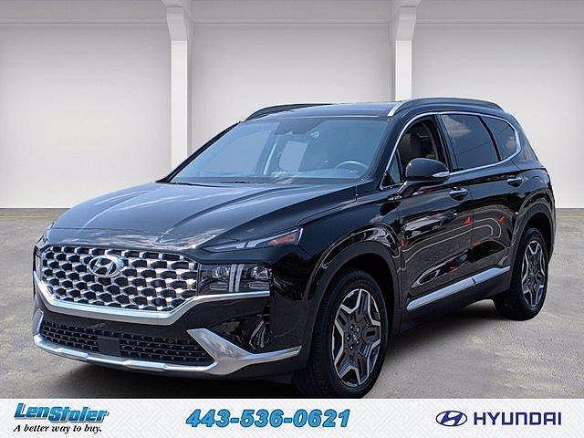 2021 Hyundai Santa Fe Limited for sale in Owings Mills, MD