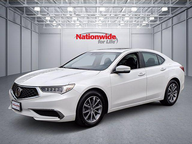 2020 Acura TLX 2.4L FWD for sale near Lutherville Timonium, MD