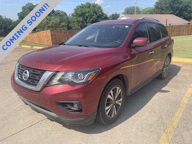 2017 Nissan Pathfinder SL for sale in Purcell, OK