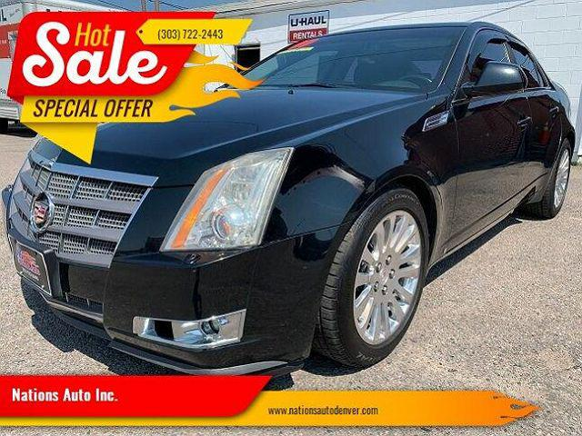 2009 Cadillac CTS AWD w/1SB for sale in Denver, CO