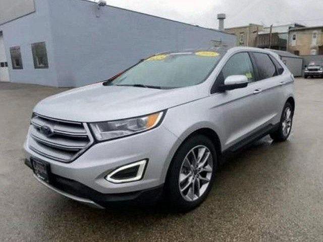 2018 Ford Edge Titanium for sale in Oak Lawn, IL