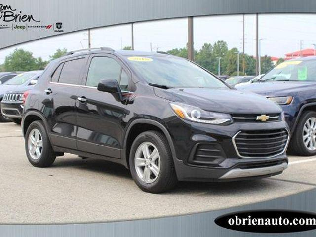2018 Chevrolet Trax LT for sale in Indianapolis, IN