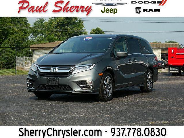 2020 Honda Odyssey Touring for sale in Piqua, OH
