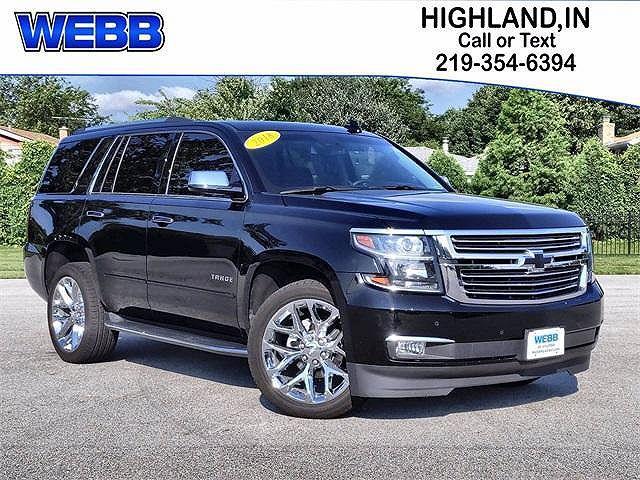 2018 Chevrolet Tahoe Premier for sale in Highland, IN