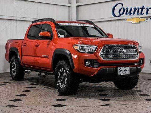 2016 Toyota Tacoma TRD Sport for sale in Leesburg, VA