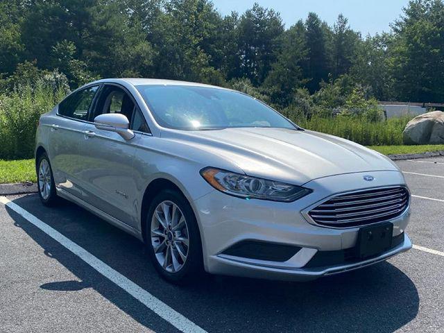 2017 Ford Fusion Hybrid SE for sale in Torrington, CT