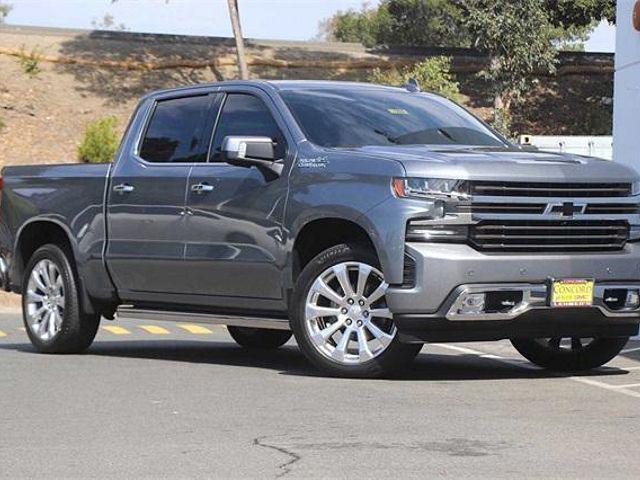 2019 Chevrolet Silverado 1500 High Country for sale in Concord, CA