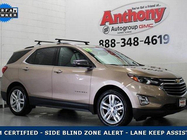 2018 Chevrolet Equinox Premier for sale in Gurnee, IL