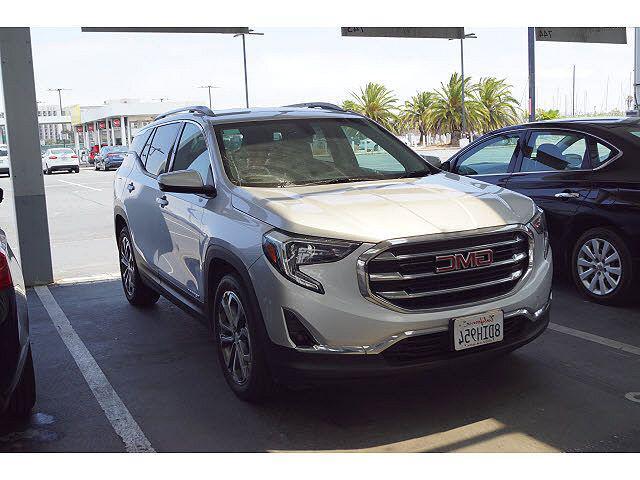 2018 GMC Terrain SLT for sale in San Diego, CA