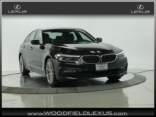 2017 BMW 5 Series 540i xDrive for sale in Schaumburg, IL