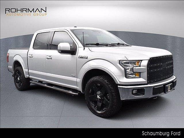 2016 Ford F-150 Lariat for sale in Schaumburg, IL
