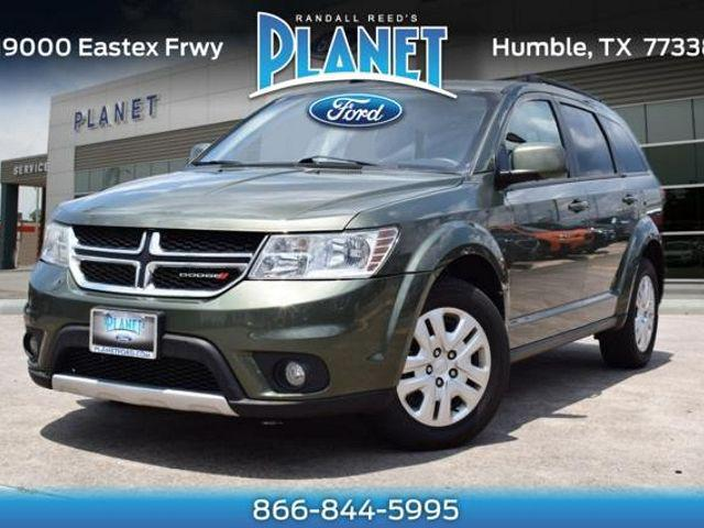 2018 Dodge Journey SXT for sale in Humble, TX