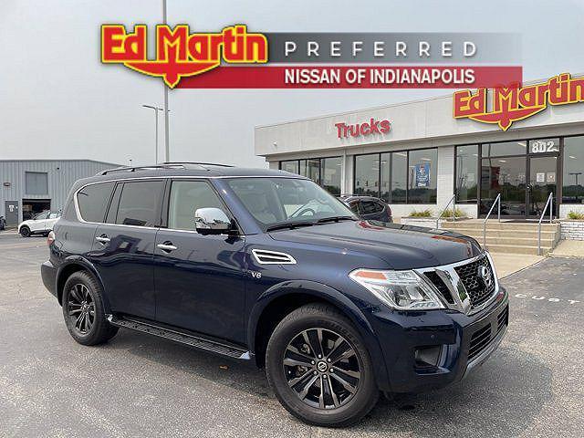 2019 Nissan Armada Platinum for sale in Indianapolis, IN