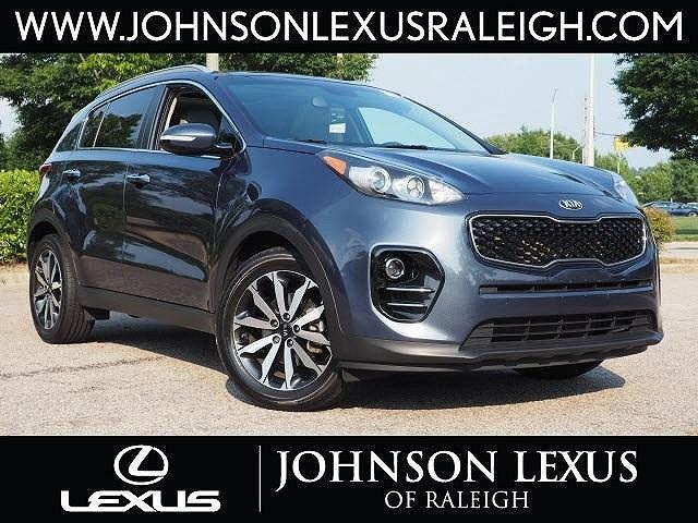 2017 Kia Sportage EX for sale in Raleigh, NC