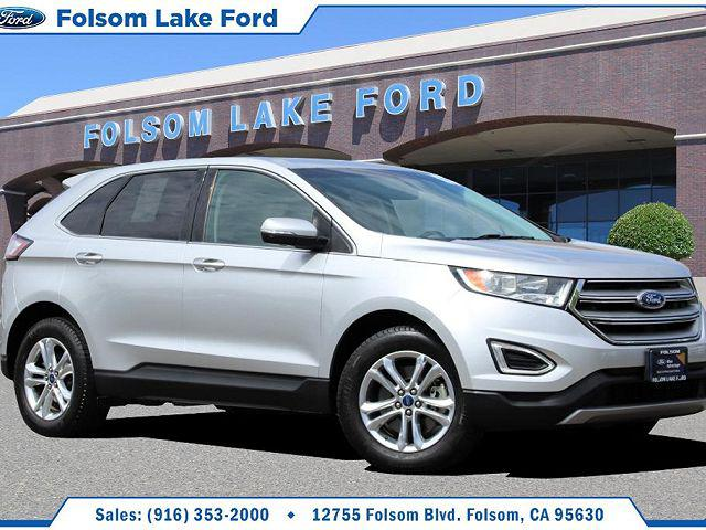 2018 Ford Edge SEL for sale in Folsom, CA