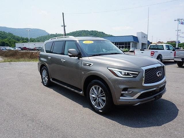 2019 INFINITI QX80 LIMITED for sale in Pounding Mill, VA