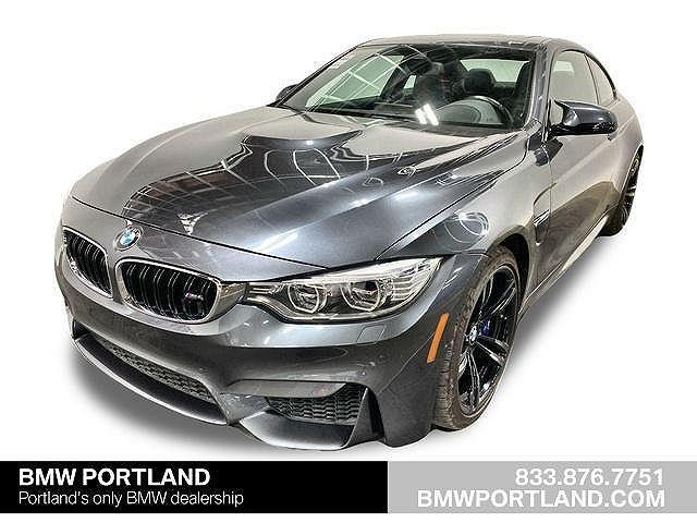 2016 BMW M4 2dr Cpe for sale in Portland, OR