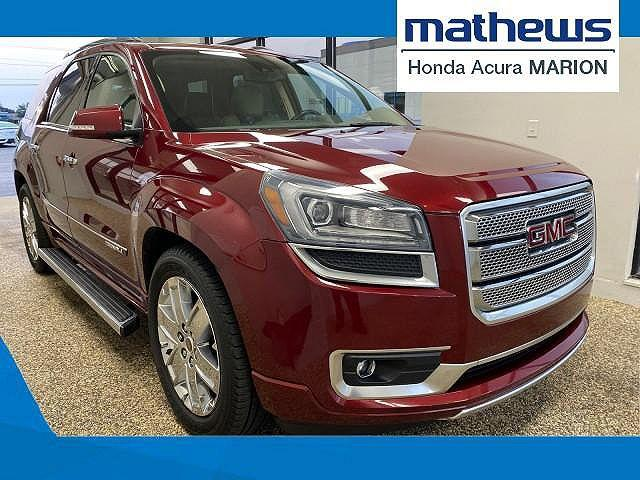 2015 GMC Acadia Denali for sale in Marion, OH