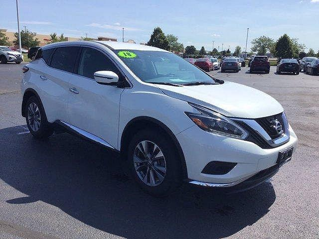 2018 Nissan Murano S for sale in Crystal Lake, IL