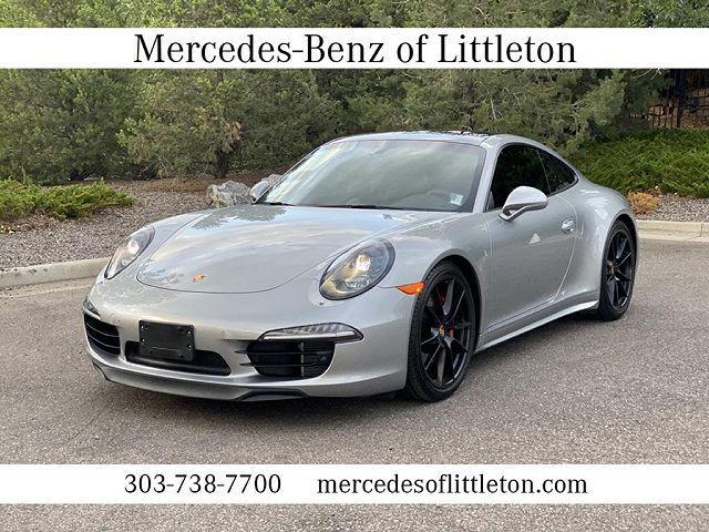 2015 Porsche 911 Carrera 4S for sale in Littleton, CO