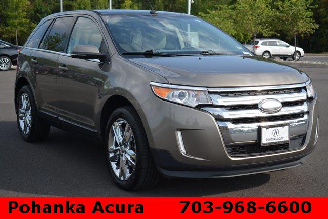 2013 Ford Edge Limited for sale in Chantilly, VA