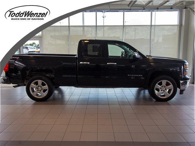 2015 Chevrolet Silverado 1500 LS for sale in Davison, MI