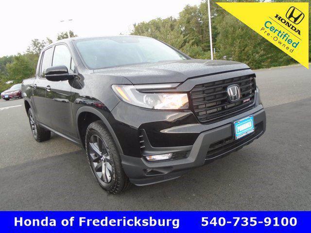 2021 Honda Ridgeline Sport for sale in Fredericksburg, VA