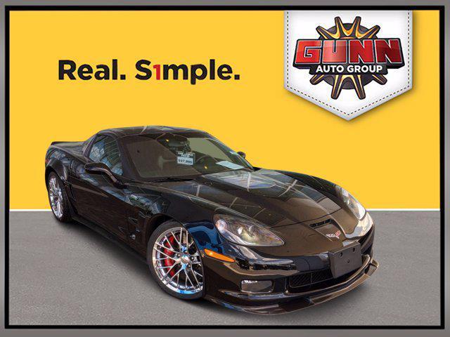2013 Chevrolet Corvette ZR1 3ZR for sale in Selma, TX