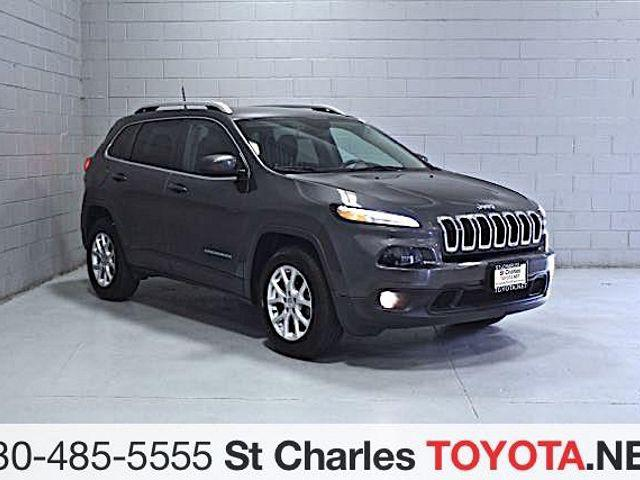 2016 Jeep Cherokee Latitude for sale in Saint Charles, IL