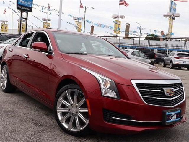 2018 Cadillac ATS Sedan Luxury AWD for sale in Chicago, IL