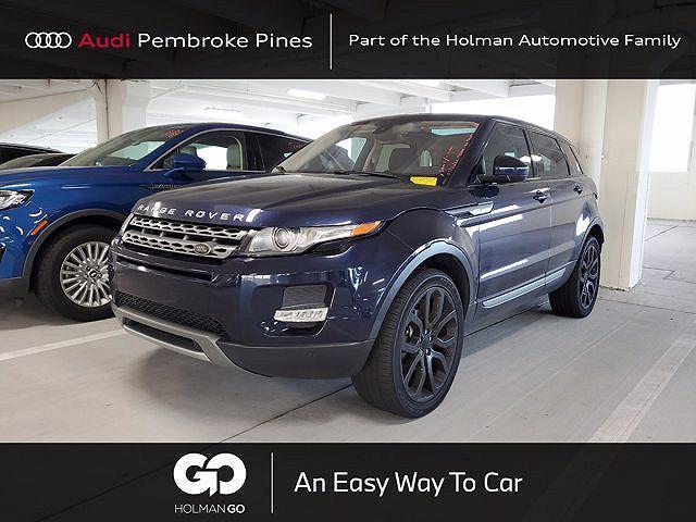 2015 Land Rover Range Rover Evoque Pure Plus for sale in Pembroke Pines, FL