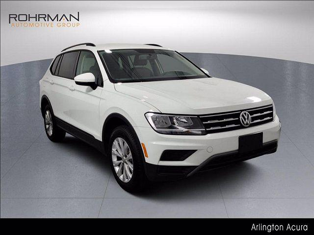 2020 Volkswagen Tiguan S for sale in Palatine, IL