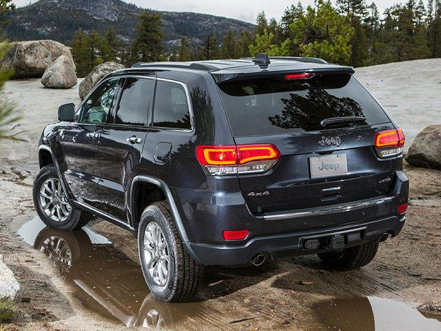 2015 Jeep Grand Cherokee Altitude for sale in Saint Charles, IL