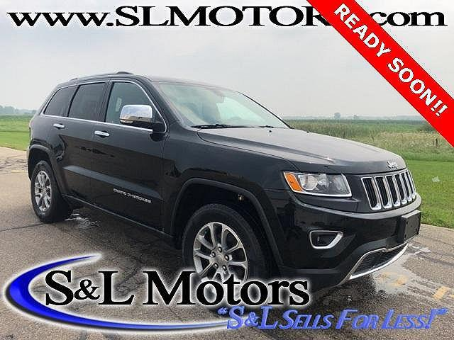 2016 Jeep Grand Cherokee Limited for sale in Pulaski, WI