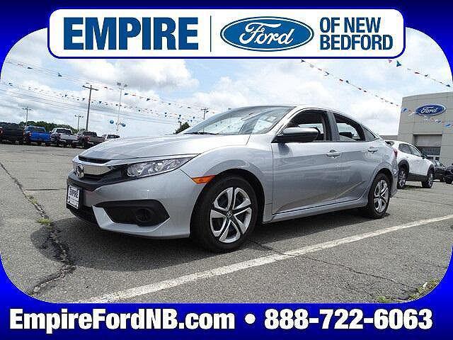 2018 Honda Civic Sedan LX for sale in New Bedford, MA