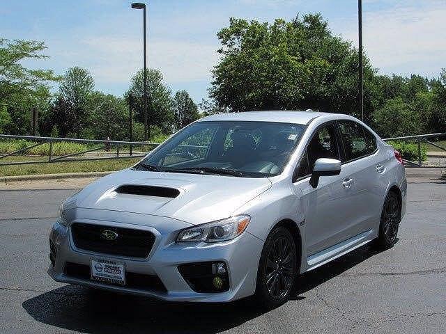 2015 Subaru WRX 4dr Sdn Man for sale in Hoffman Estates, IL