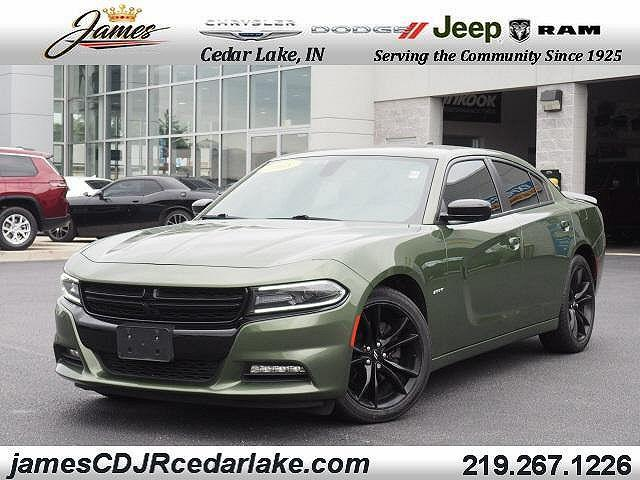 2018 Dodge Charger R/T for sale in Cedar Lake, IN
